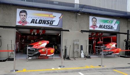 Fernando Alonso el más rápido sobre el asfalto seco de Montreal