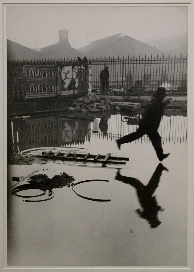 Henri Cartier Bresson Apoyo