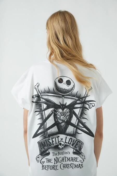 Pull Bear Halloween 2020 Camiseta 07