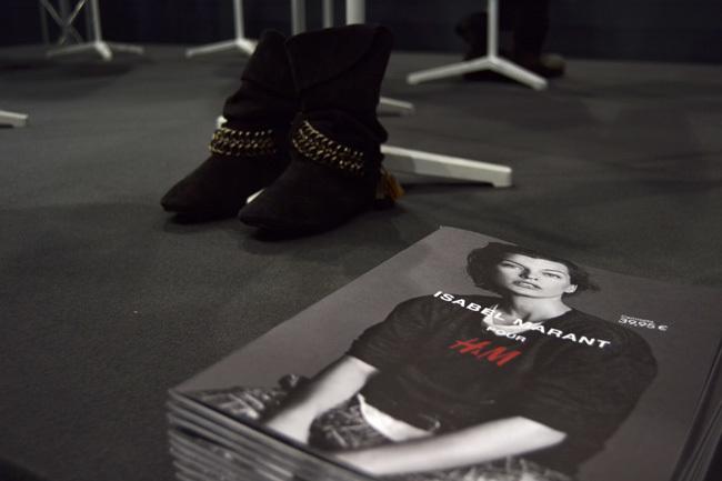 Foto de Isabel Marant para H&M, la colección en el showroom (2/41)