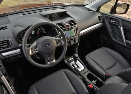 Subaru Forester 2018 4