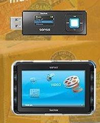 [CES 2007] Posibles nuevos reproductores de SanDisk