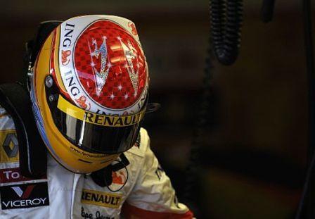 ¡Qué bueno que volviste, Fernando!