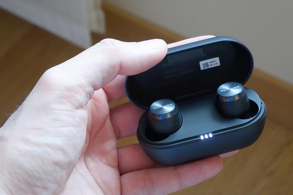 Technics EAH-AZ70W, análisis: estos auriculares inalámbricos tienen un arma para dar guerra en la gama alta; el grafeno
