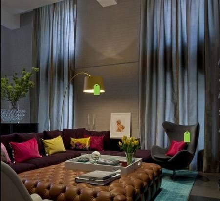 Interiores de techos altos ventaja o inconveniente - Techos altos decoracion ...