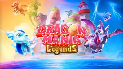 Dragon Mania Legends llega a Android, el nuevo juego de Gameloft para criar y coleccionar dragones