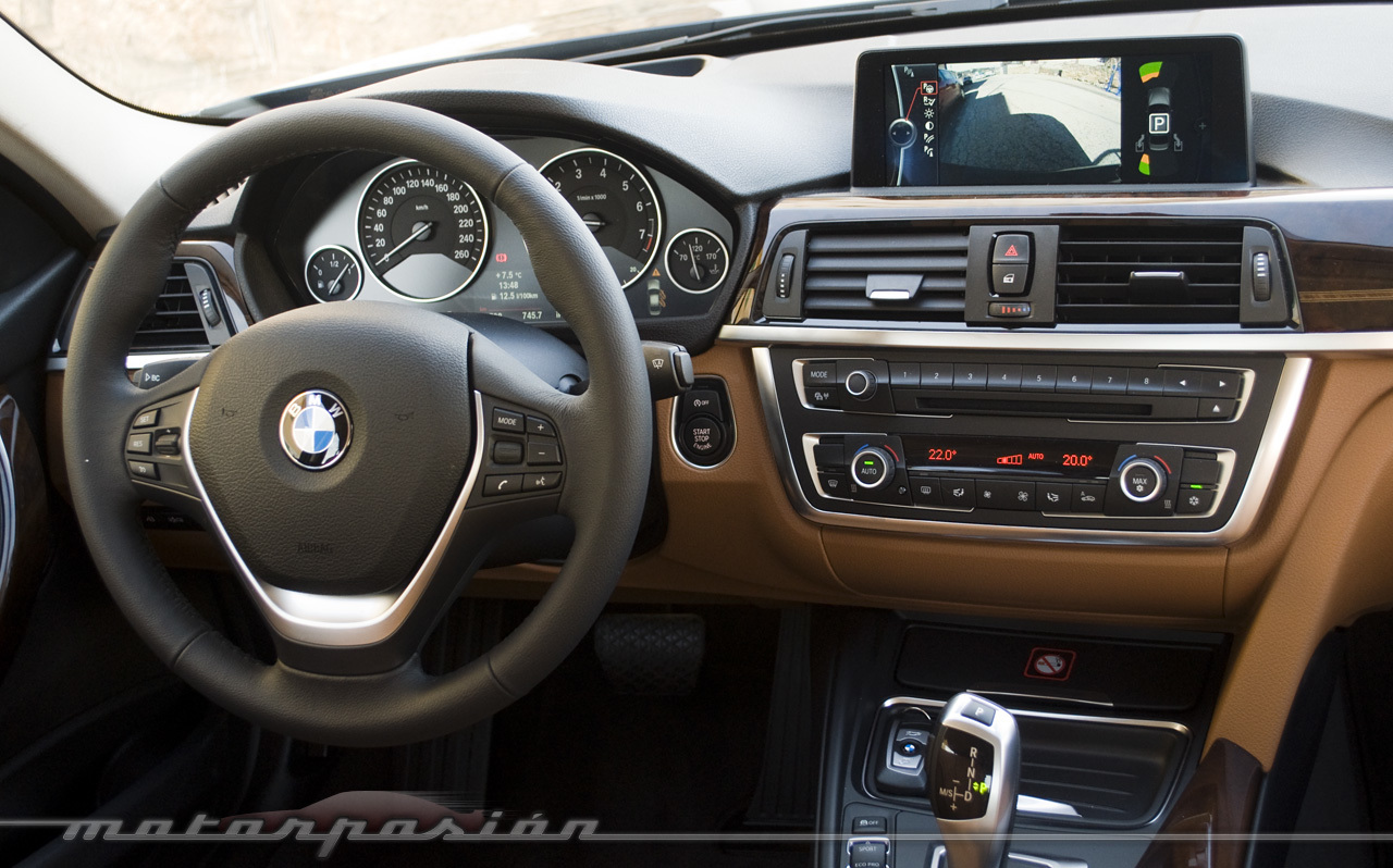 Foto de BMW Serie 3 (presentacion) (7/18)