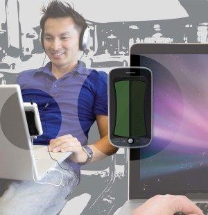 Mobile Tether de Clingo, para tener el móvil siempre presente