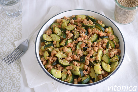Tu dieta semanal con Vitónica: menú vegano saludable para prevenir carencias nutricionales