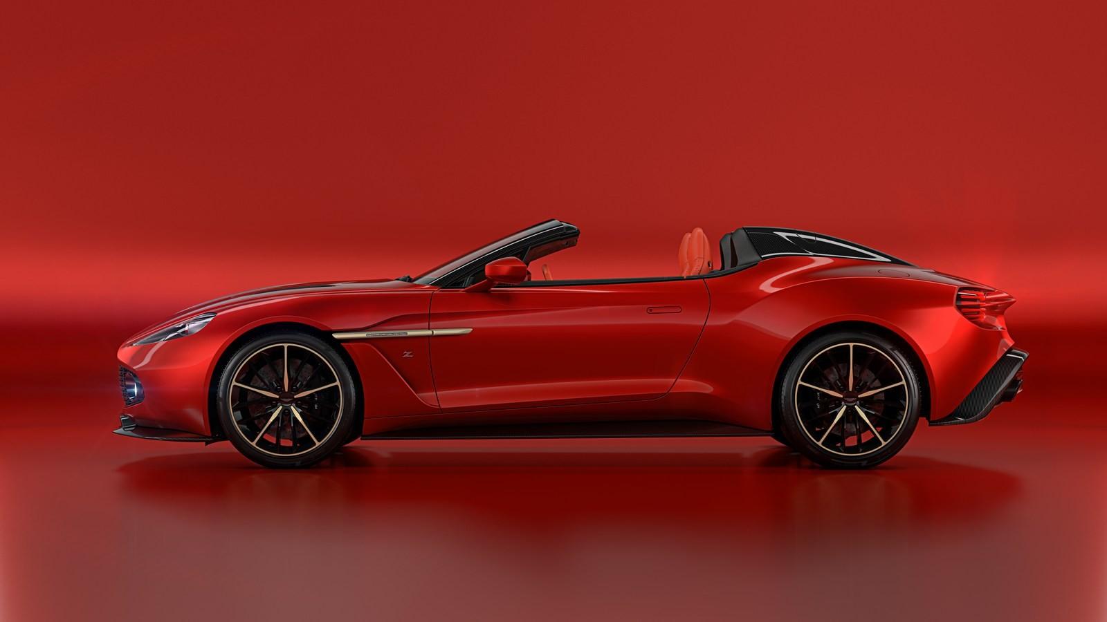 Foto de Aston Martin Vanquish Zagato Speedster (2/6)