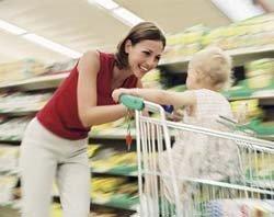 Claves para ir al supermercado con los niños