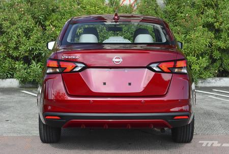 Nissan Versa 2020 Mexico 7