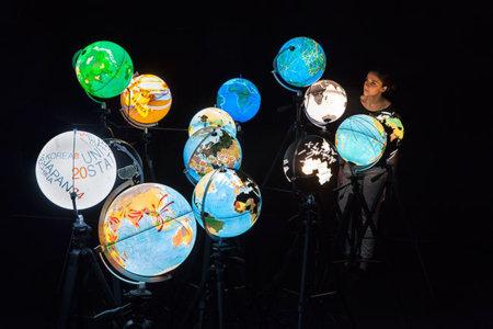 El internet de las cosas llega a los museos: una exposición sobre Big Data