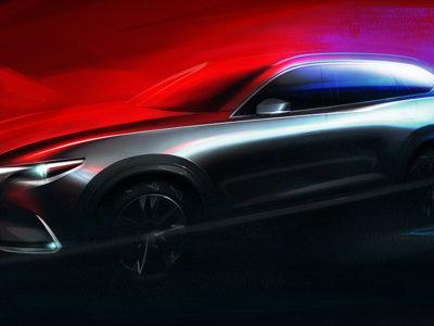 Si el teaser del Mazda CX-9 te ha hecho babear, debes saber que no se venderá en España