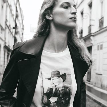 Massimo Dutti rinde homenaje a Brigitte Bardot con sus nuevas camisetas en edición limitada