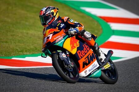 Acosta Mugello Moto3 2021