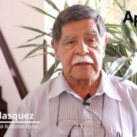 Douglas es un colombiano de 74 años que creó una app para el turismo de campo