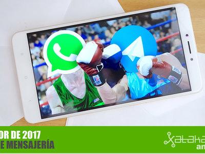 Las mejores apps de mensajería para Android de 2017