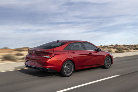 Hyundai Elantra 2022 Mexico 2b