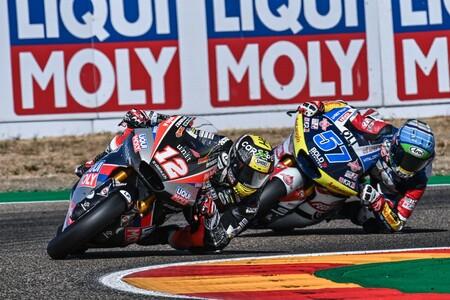 Luthi Teruel Moto2 2020