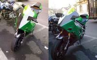 Yamaha R1 Transformer Style