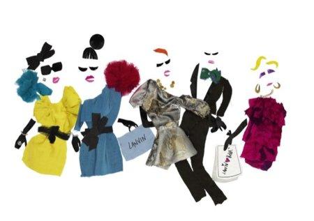 Todos los precios de la colección de Lanvin para H&M Otoño-Invierno 2010/2011