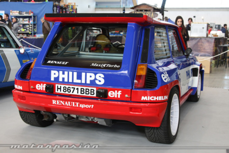 Renault 5 Maxi Turbo ex Ragnotti