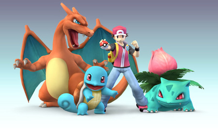 Entrenador Pokemon en Super Smash Bros. Brawl