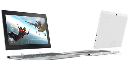 Lenovo Miix 320, la tablet 2 en 1 de 199 dólares con Windows 10