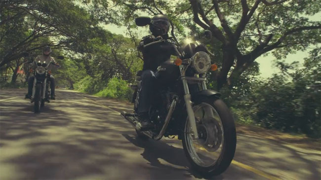 Chennay a Pondicherry en Royal Enfield