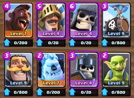 Estos son los cambios más importantes de la actualización de balance de Clash Royale