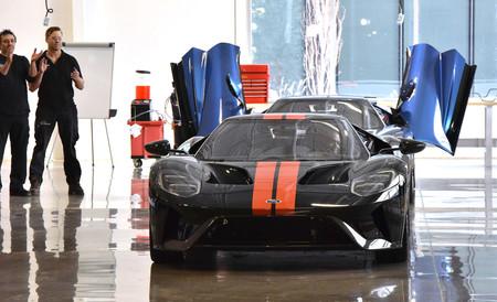 ¡Menudo regalo! El primer Ford GT llegará a casa de su dueño por Navidad