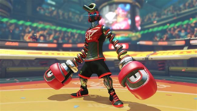 Arms 3 2 Spring Man Oscuro