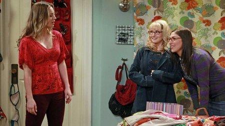 'The Big Bang Theory', ¿mejor o peor con el grupo de chicas?