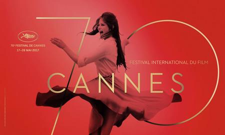 El 70º Festival de Cannes desvela un cartel con polémica por retocar a Claudia Cardinale