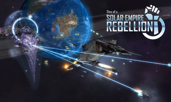 Sins of a Solar Empire: Rebellion gratis en Steam por tiempo muy limitado