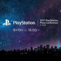 La conferencia de Sony previa al Tokyo Game Show ya tiene fecha y hora