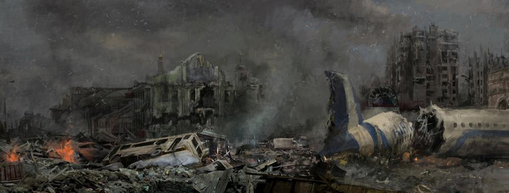 Foto de Metro: Last Light arte conceptual (3/3)