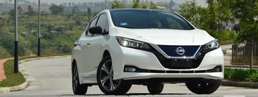 Nissan LEAF 2019, a prueba: el EV que quiere ver quebrar a las gasolineras