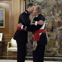 Abdicacion Felipe VI Letizia Ortiz rey reina