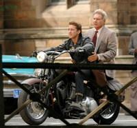 Fotos de Harrison Ford y Shia LaBeouf en 'Indiana Jones IV'