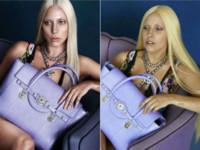 Lady Gaga y el airbrush, BFF