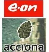 ¿Están negociando algo Acciona y E.ON?