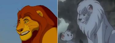 ¿Es El Rey León un plagio de una serie de animación japonesa? Lo más probable es que sí