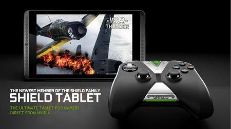 NVIDIA presenta Shield Tablet, gaming tipo consola desde una tablet con Tegra K1