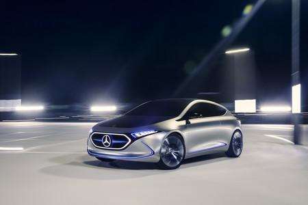 Mercedes Benz Eqa 145