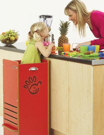 FunPod: trona y seguridad en la cocina