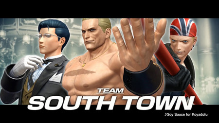 El nuevo tráiler de The King of Fighters XIV nos presenta al South Town Team