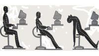 Cinco enemigos de una buena postura
