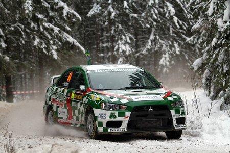 Los dos brasileños del WRC estrenarán monturas en 2012